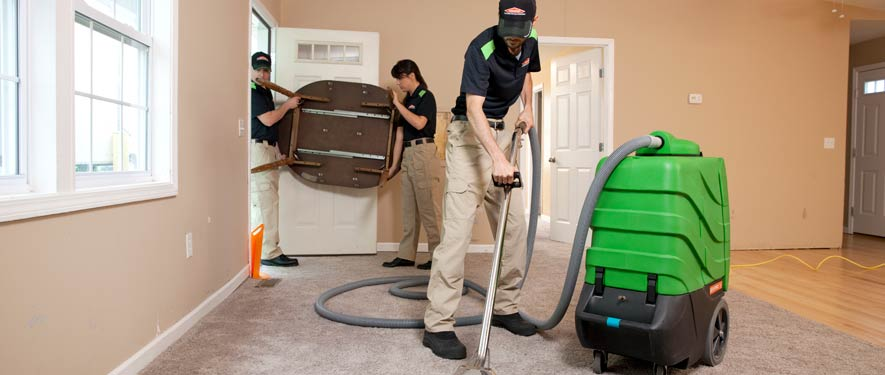 Westland, MI residential restoration cleaning